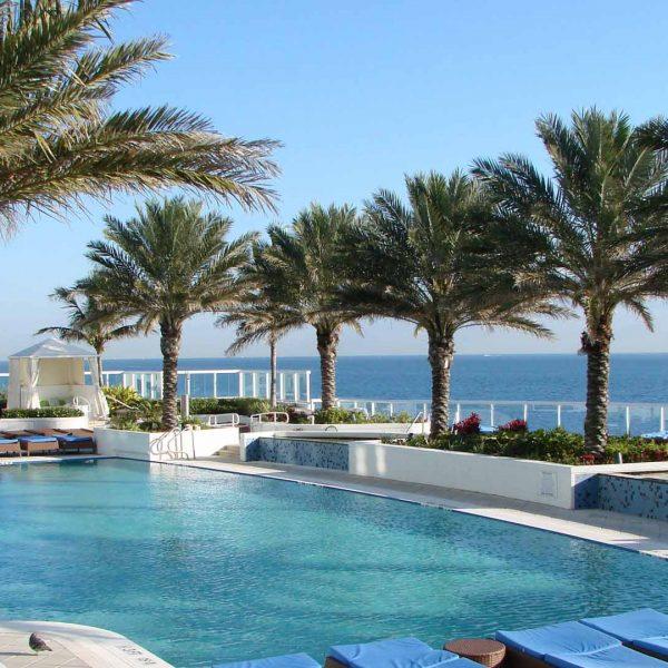 Hilton, Fort Lauderdale, pool