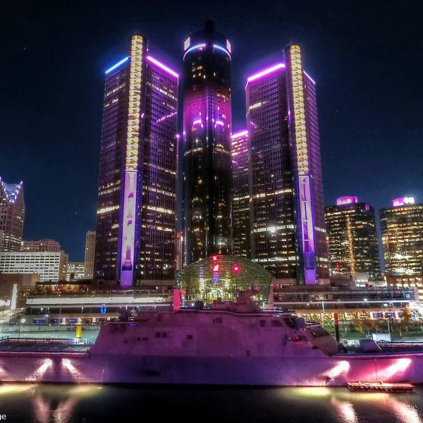 uss-detroit-downtown-detroit